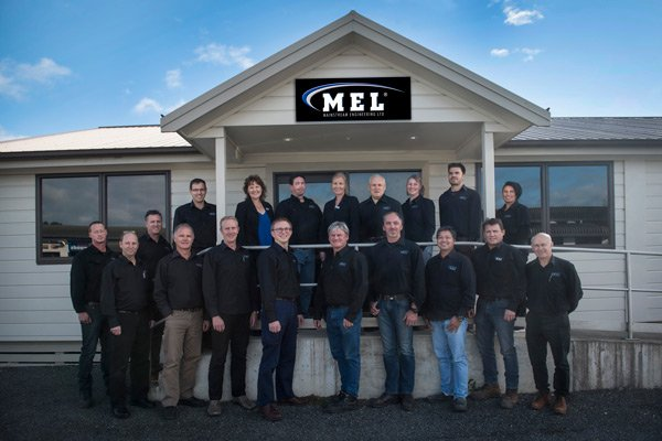 The team at MEL Engineering