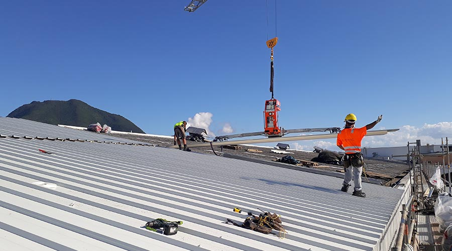 Factory Roof Replacement