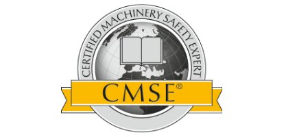 Certified Machinery Safety Expert qualification