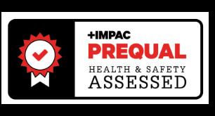 Impac Prequal certifcation logo
